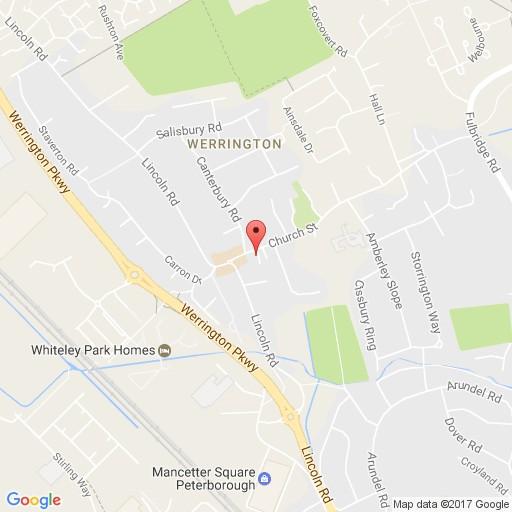 2 Bedroom Terrace To Rent In Church Street, Peterborough