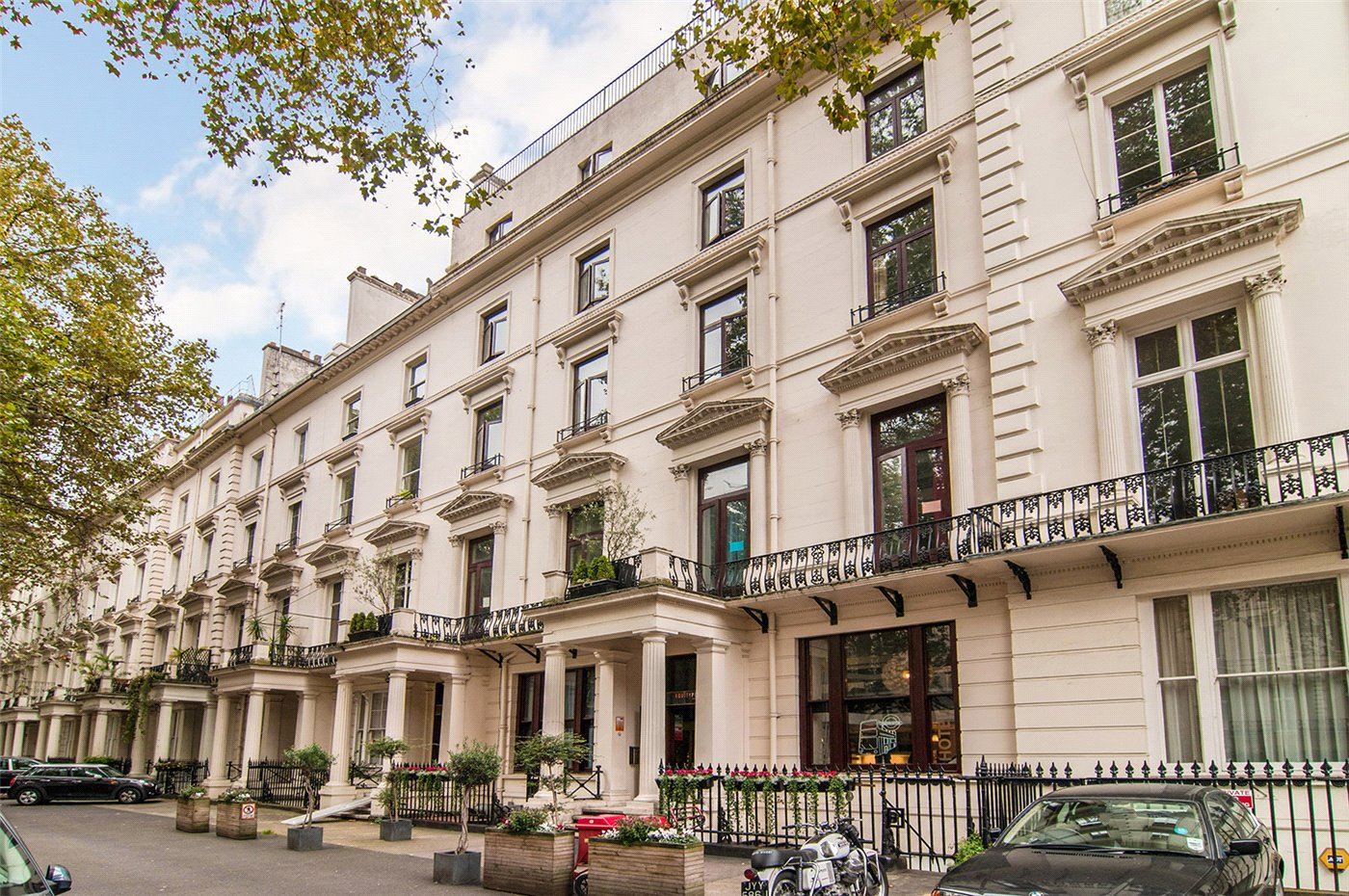 68 bedroom property for sale in westbourne terrace london for The terrace land and house