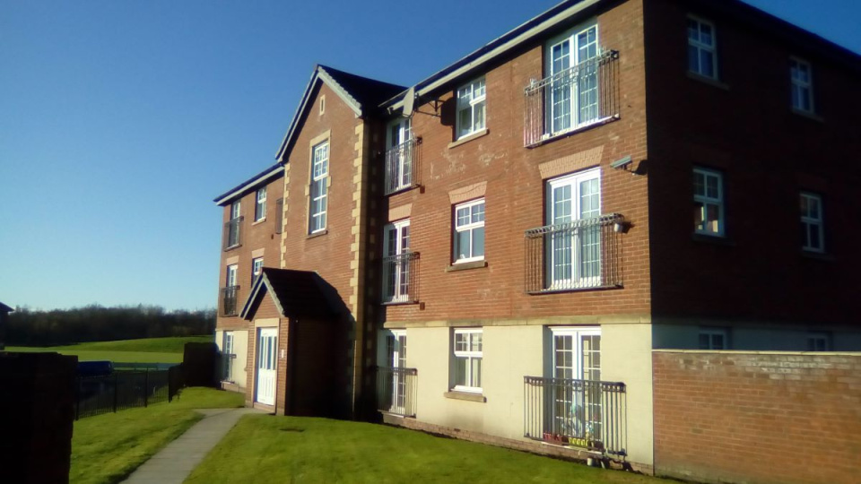 2 Bedrooms Apartment Flat for sale in PIELE ROAD HAYDOCK ST HELENS