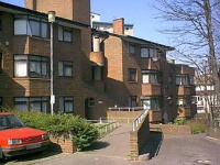 St Pauls Close, Fairfield Grove, Charlton, London