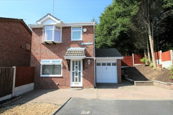 3 Bedrooms Property for sale in Wilby Close, Brandlesholme, Bury