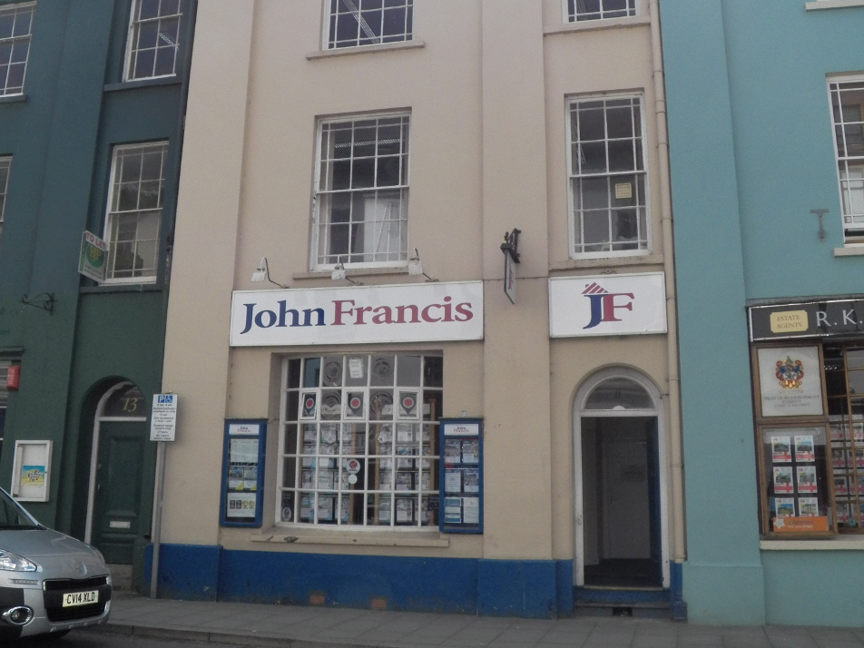 John Francis | Haverfordwest | Branch image 1