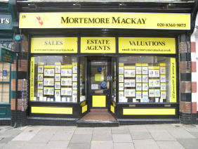 Mortemore Mackay London office photo