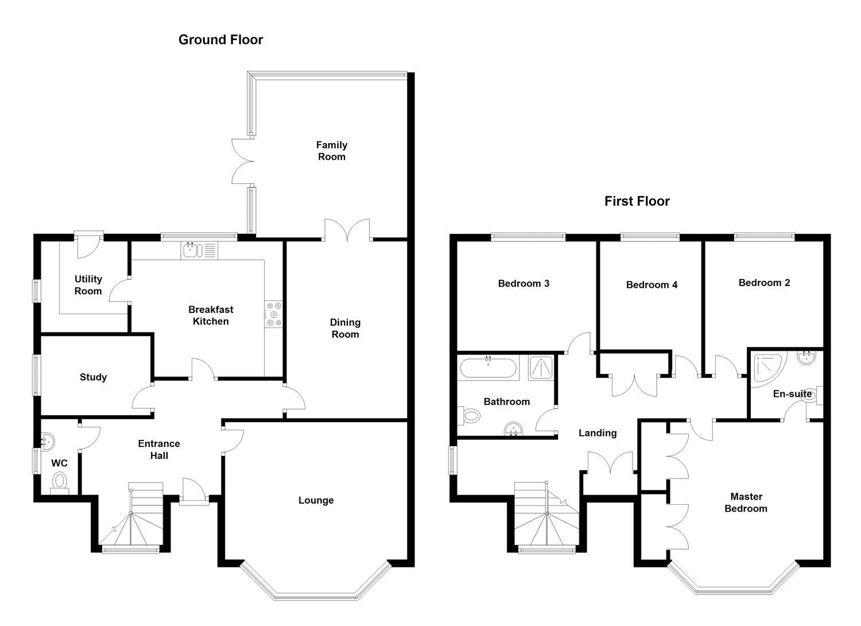 4 Bedroom Property For Sale In Townsend Way Metheringham