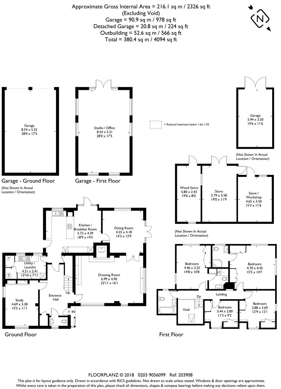 Properties For Sale In Headley Down Hants