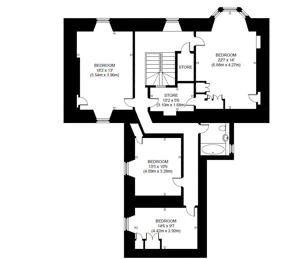 Floorplans for Stirling Road, Kirkliston, West Lothian, EH29