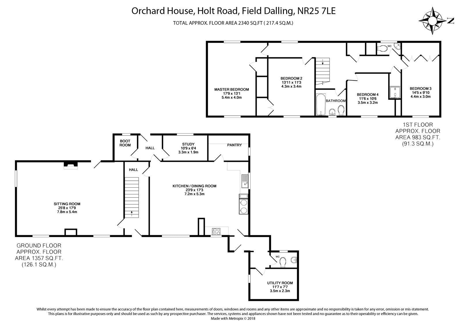 Jackson-Stops | 4 bedroom property for sale in Holt Road, Field