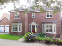 Wyvern Close, Burbage