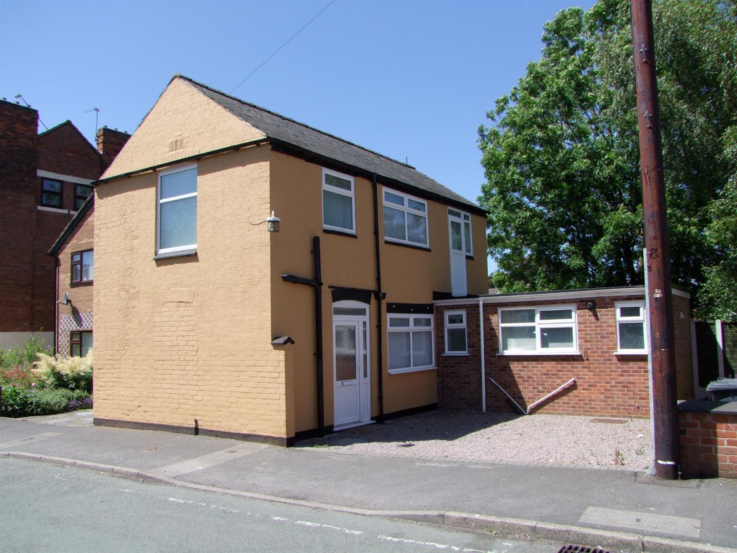 2 Bedrooms Property for sale in Blackpool Street, Burton-On-Trent