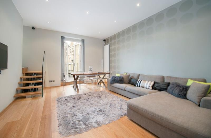 Flat/apartment to let - Southwell Gardens, South Kensington, SW7