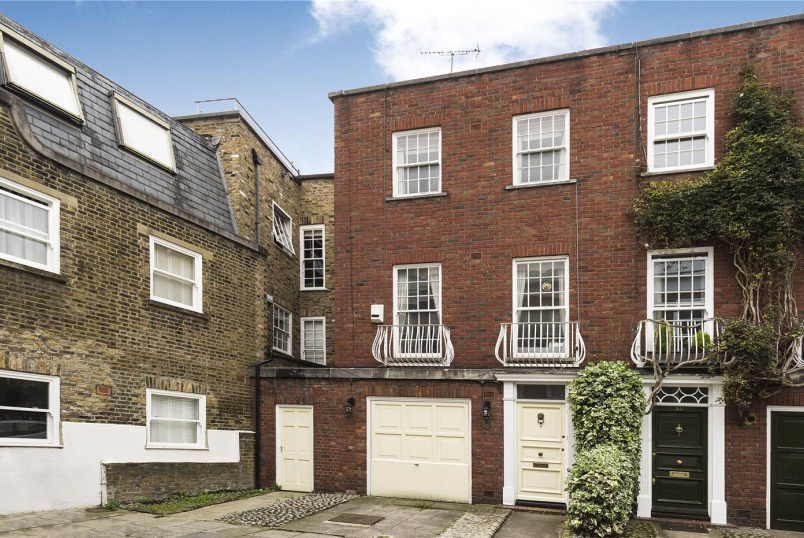 House for sale in Kensington - Kelso Place, Kensington, London, W8