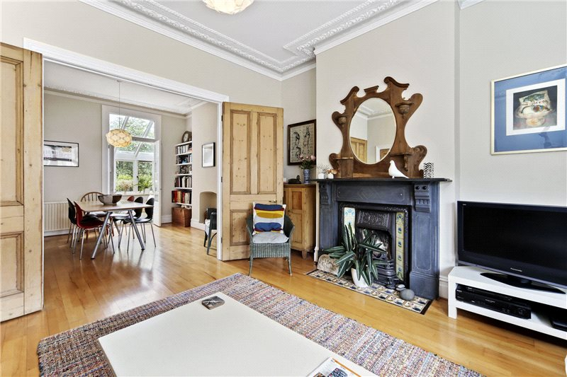5 Bedroom Property For Sale In Bloemfontein Road London W12