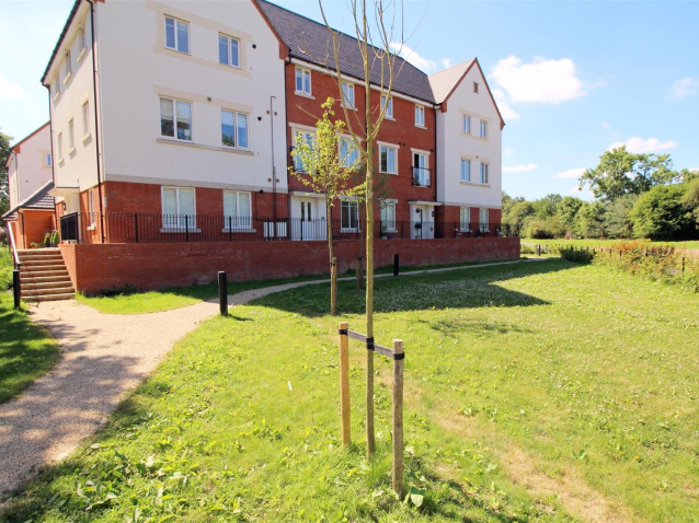 2 bedroom property to let in Hammingden Court Forge Wood 995 pcm – Forge Wood Site Plan