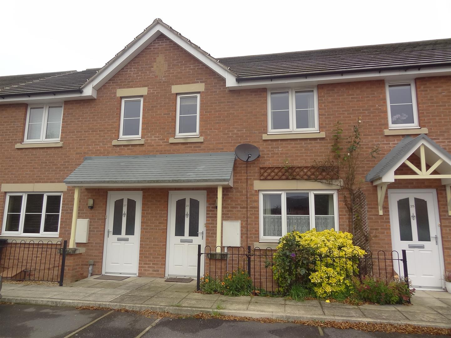 3 Bedrooms Terraced House for sale in Maltkiln Close, Sleaford