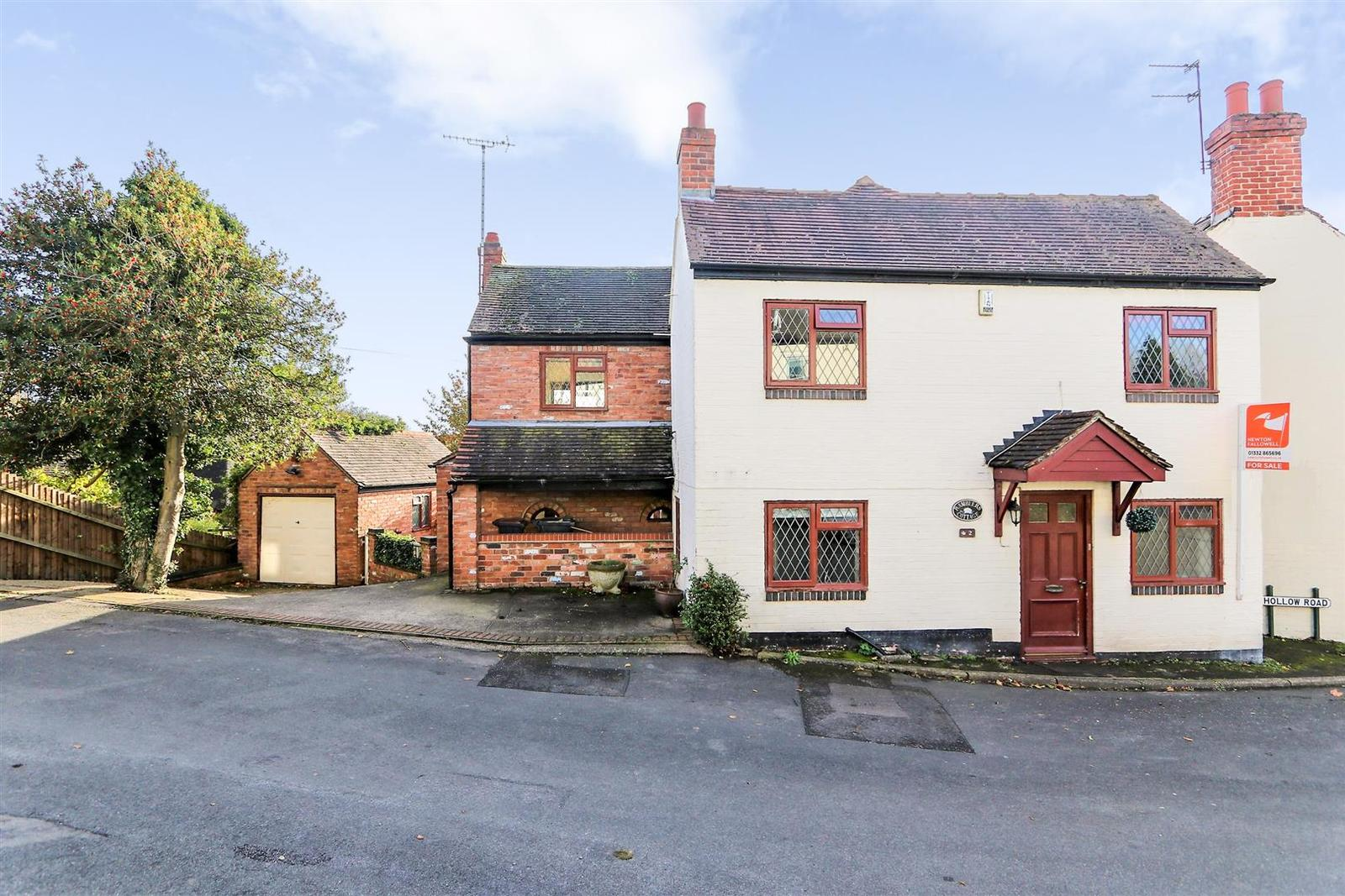 4 Bedrooms Property for sale in Hollow Road, Breedon-On-The-Hill, DE7...