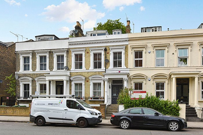 Flat/apartment to rent in Hackney - Kenninghall Road, London, E5