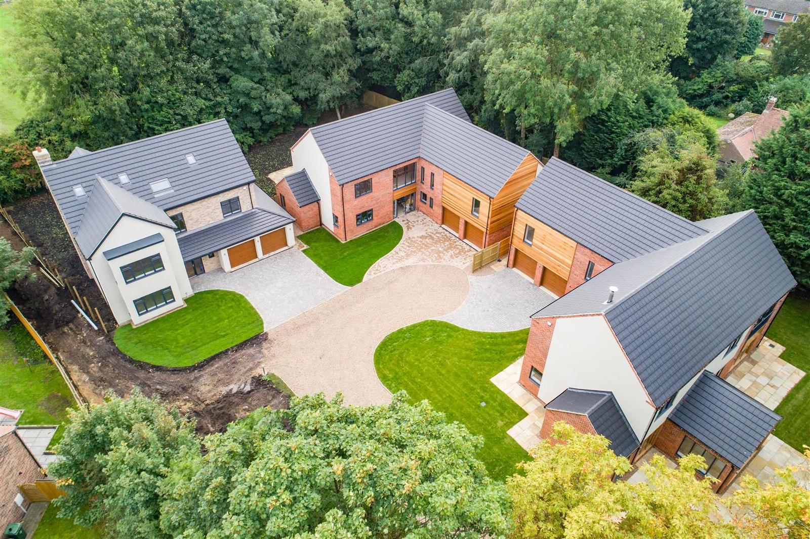 5 Bedrooms Property for sale in Chestnut Grange, Rectory Lane, Barrow...