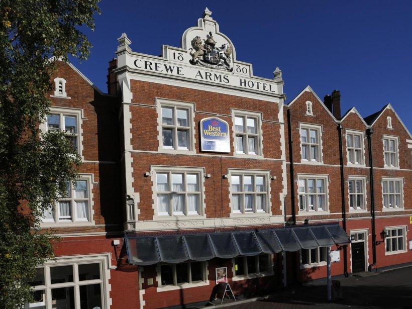 Business Properties For Rent In Crewe