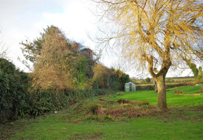 Building Plot, The Collet, Parsonage Road, Newton Ferrers, PL8