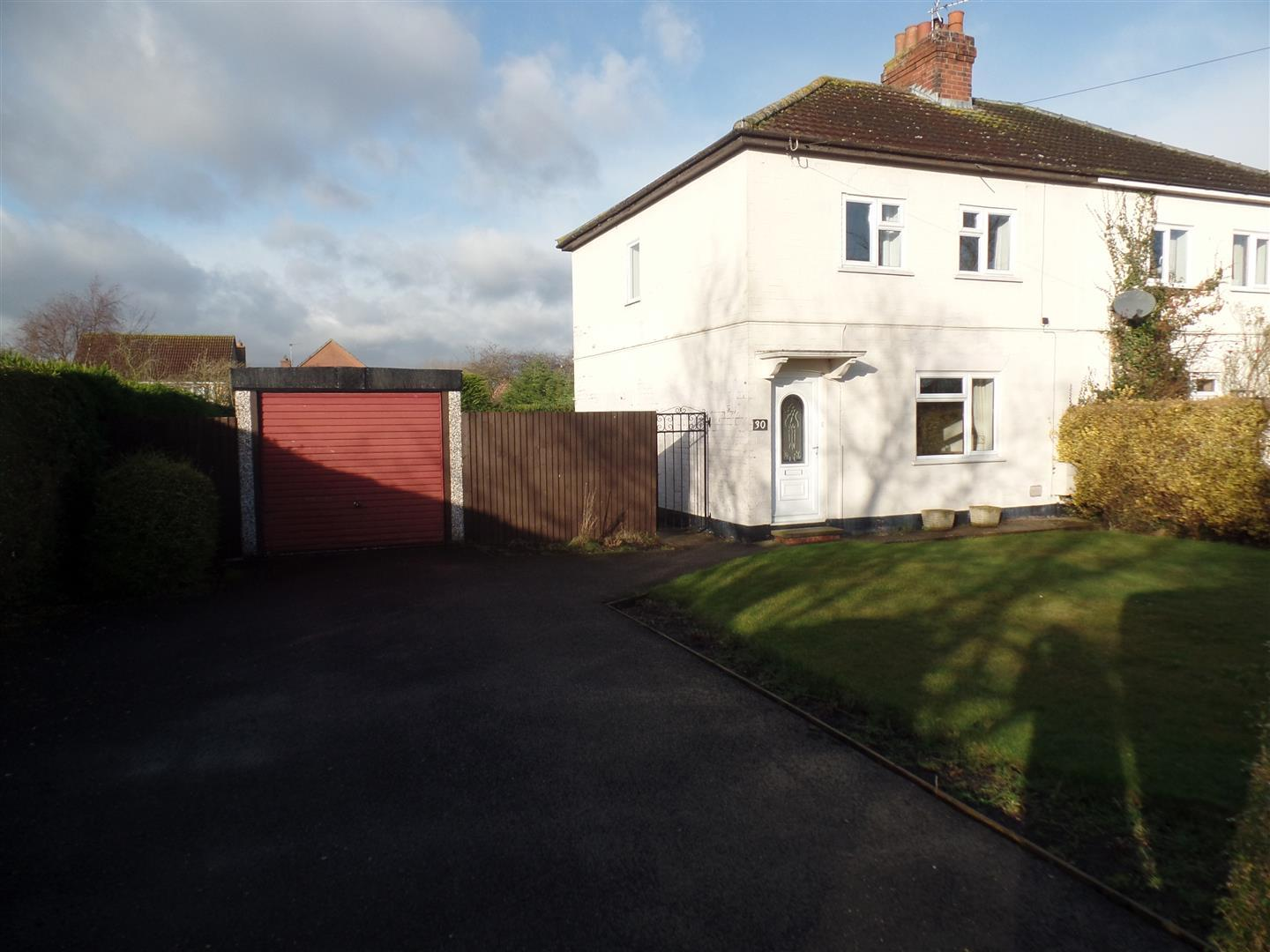2 Bedrooms Detached House for sale in Sudbrooke Road, Scothern, Lincoln