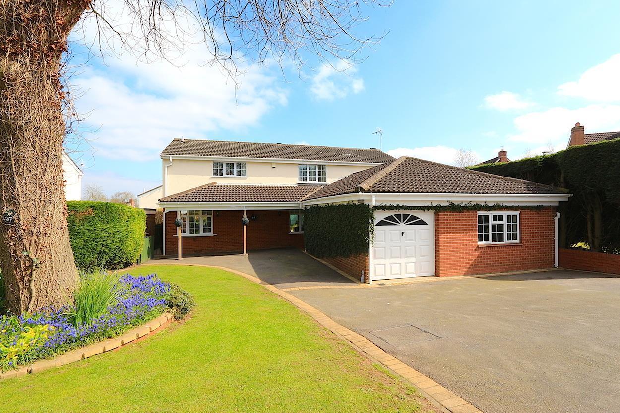 4 Bedrooms Property for sale in Peckleton Lane, Desford