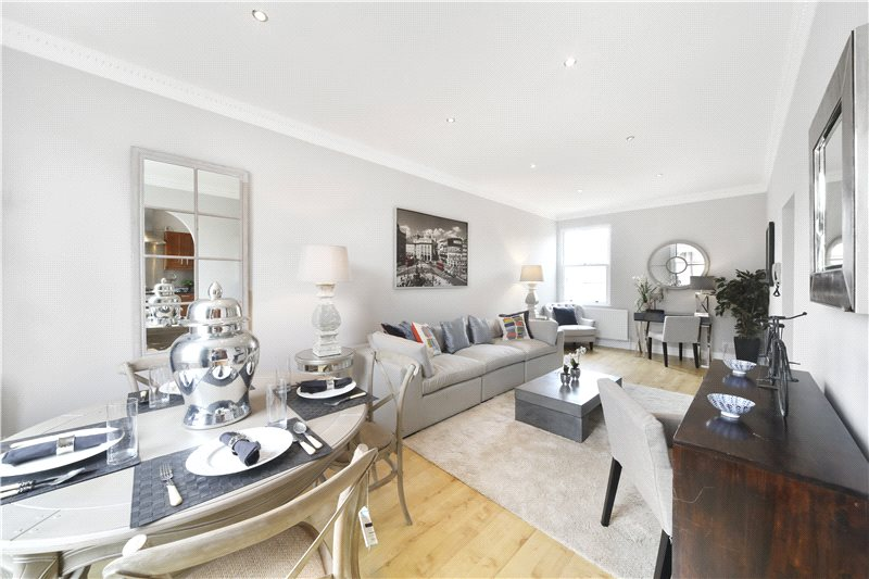 Flat/apartment for sale in Hammersmith - Batoum Gardens, Brook Green, W6