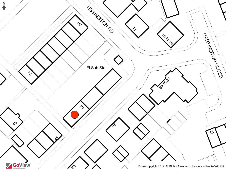 2 Bedrooms Property for sale in Tissington Road, Grantham