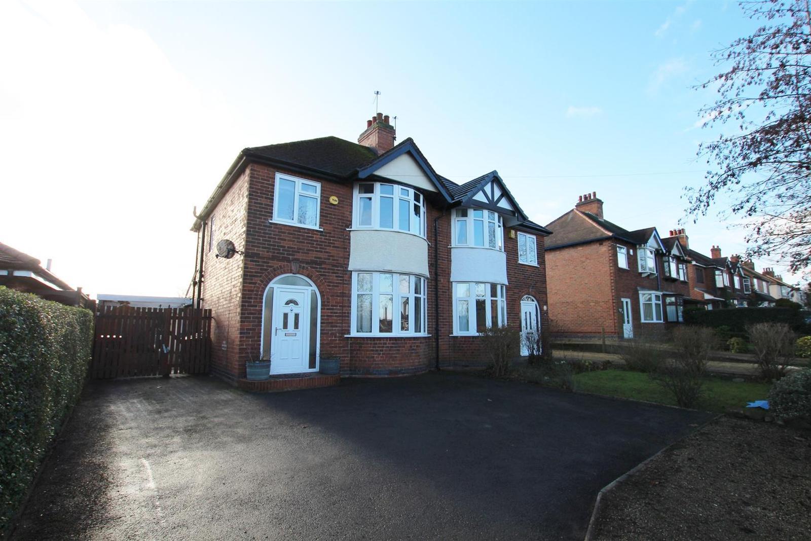 3 Bedrooms Property for sale in Henhurst Hill, Burton