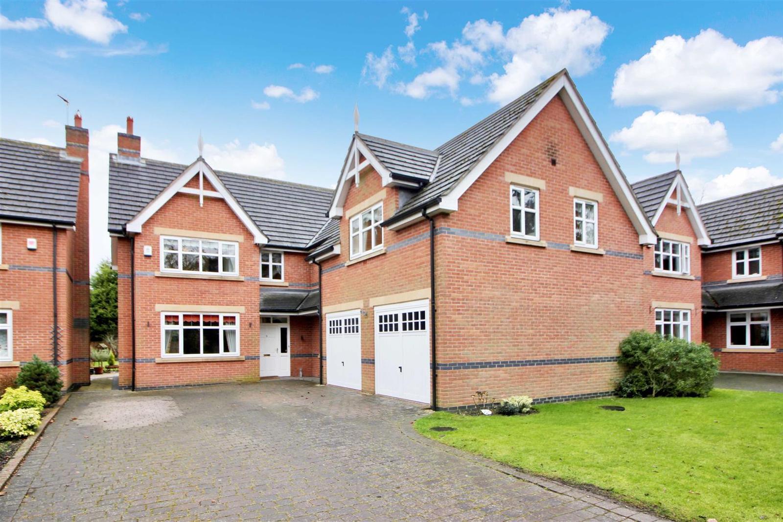 5 Bedrooms Property for sale in Mount Vernon Park, Retford
