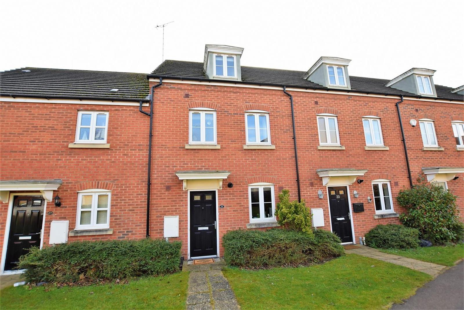 3 Bedrooms Terraced House for sale in Banks Crescent, Stamford