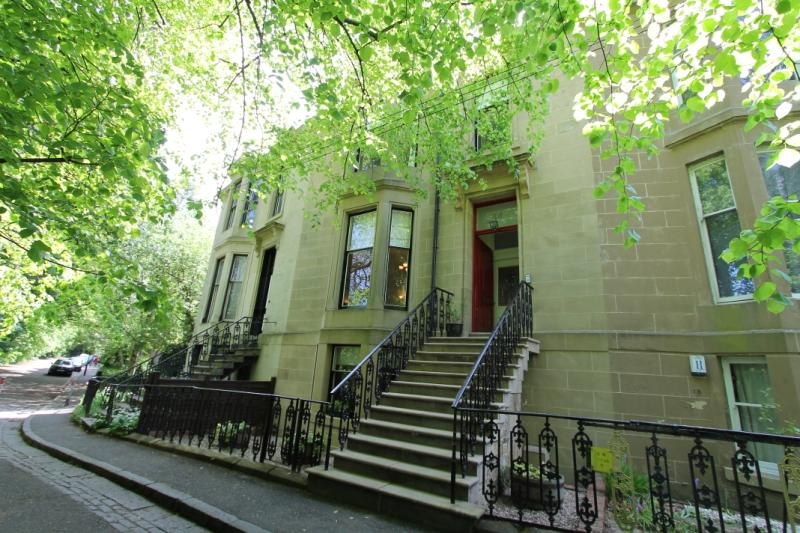 4 bedroom house for sale in Hamilton Park Avenue, Botanics, Glasgow