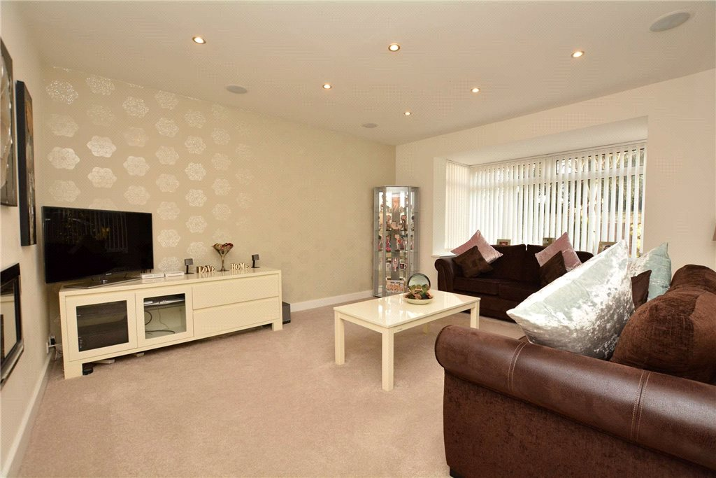 Property for sale in Rothwell, interior reception room