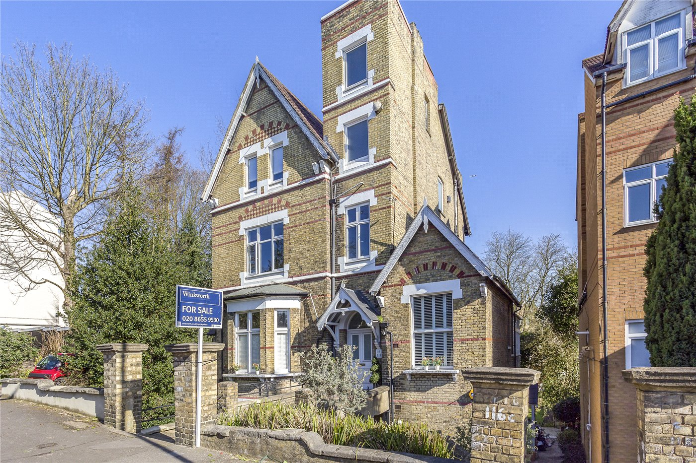 2 Bedroom Property For Sale In Crystal Palace Park Road