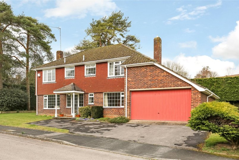 House for sale - Valley Road, Littleton, Winchester, SO22