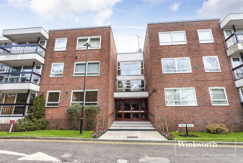 Flat/apartment for sale - Greenacres, Hendon Lane, Finchley, N3