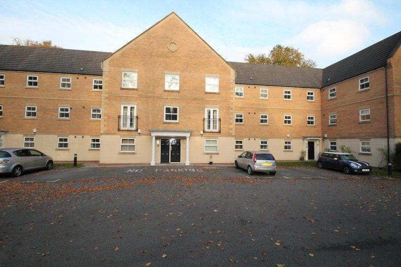 1 Bedroom Flat To Rent In Glenwood House Glenwood Drive