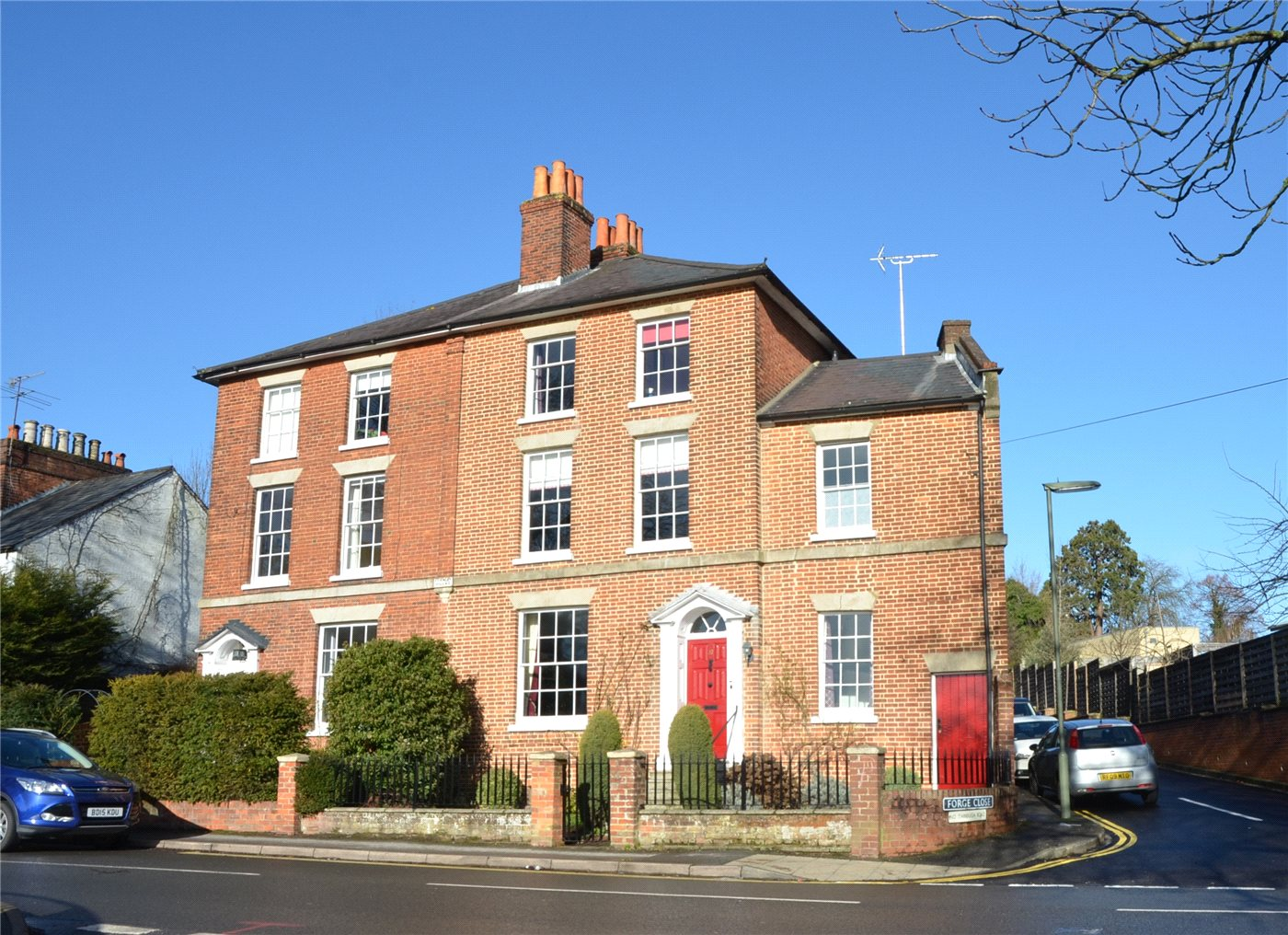Bed And Breakfast Farnham Road Guildford