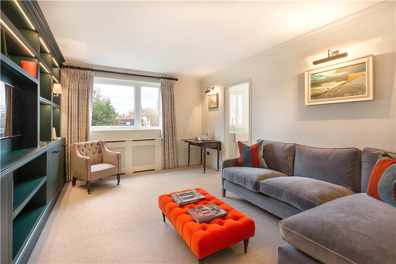 Flat/apartment to rent in South Kensington - Elm Park Gardens, West Chelsea, SW10