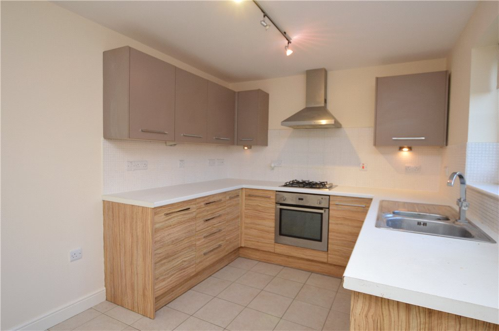 Property for sale in Wakefield, modern fitted kitchen