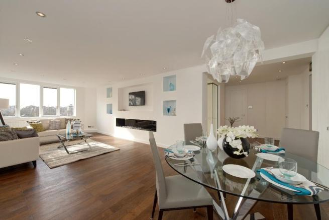 Flat/apartment for sale - Cavendish House, Wellington Road, St John's Wood, NW8