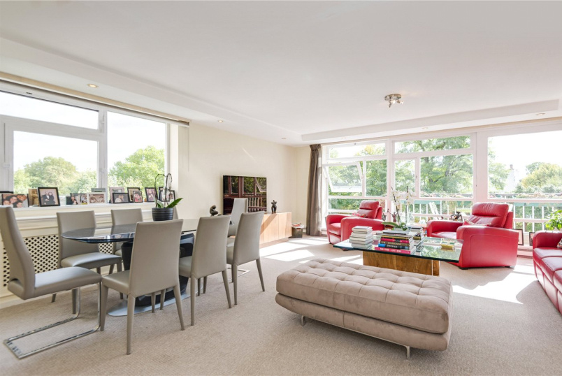 Flat/apartment for sale - Walsingham, Queensmead, St John's Wood, NW8
