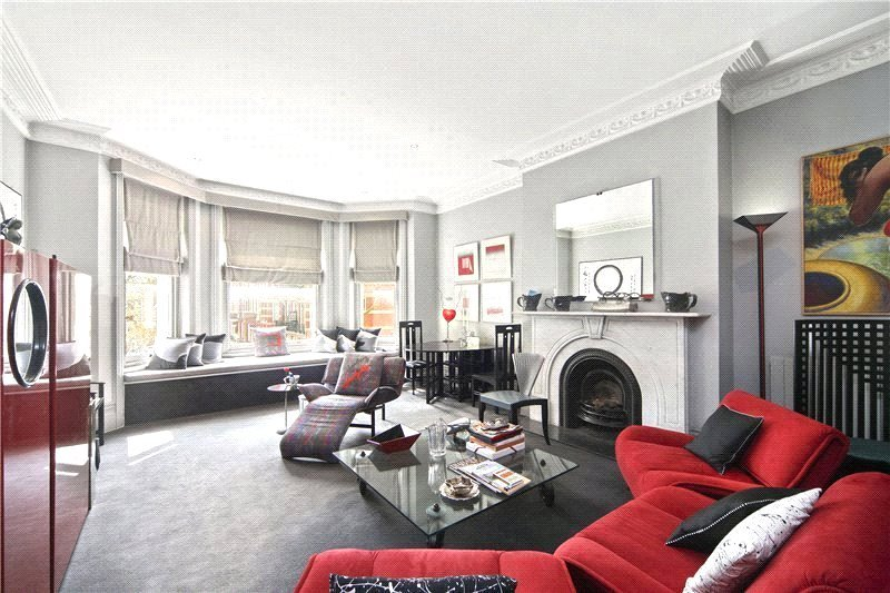 Flat/apartment for sale - Bramham Gardens, Earls Court, London, SW5