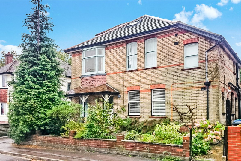 Maisonette for sale in Poole - Wellington Road, Lower Parkstone, Poole, BH14