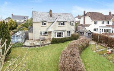Old Bideford Road Sticklepath Barnstaple Devon EX31 OIEO £365000 | 3 bedrooms & Properties for sale between £300000 and £400000 in Yelland Devon