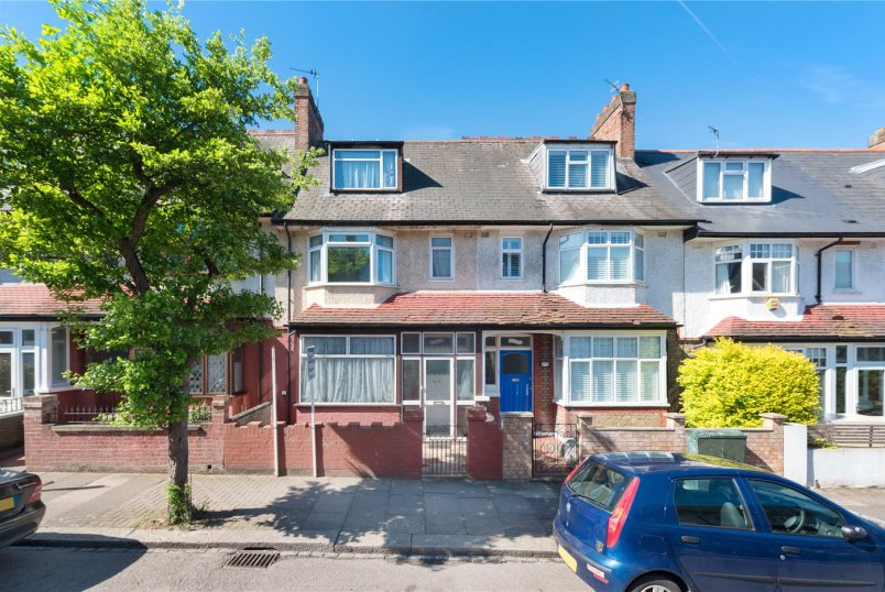 House for sale - Hillbrook Road, London, SW17