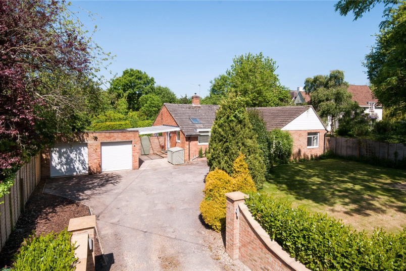 Bungalow for sale - Otterbourne Road, Compton, Winchester, SO21
