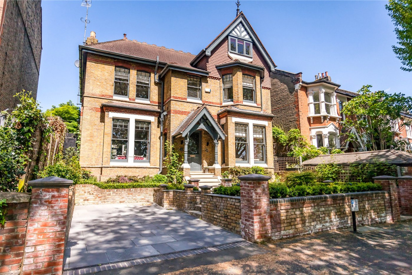 House new instruction - Mount View Road, London, N4