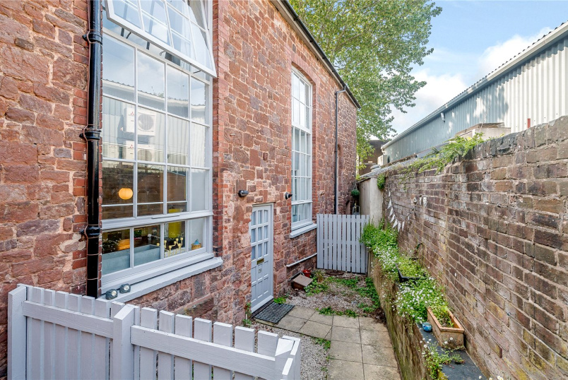 House for sale in Exeter - The Mint, Exeter, Devon, EX4