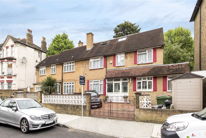 House new instruction - Montrell Road, London, SW2