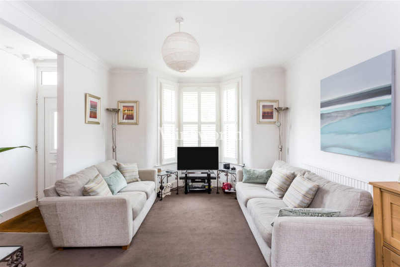 House for sale in Harringay - Effingham Road, Harringay, N8